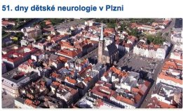 51. dny dětské neurologie v Plzni