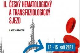 II. český hematologický a transfuziologický sjezd
