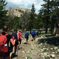 Hlavní obrázek - Cukrovka mě neomezuje ‒ mladý diabetik vystoupal na vrchol Sierra Nevady
