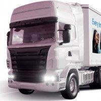 Hlavní obrázek - Truck snejmodernějšími technologiemi pro lékaře vyjíždí – buďte u toho i vy