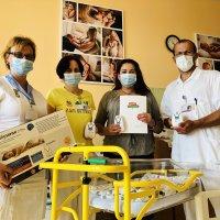 Hlavní obrázek - Dvacet nových monitorů dechu pro nejmenší pacienty jihlavské nemocnice