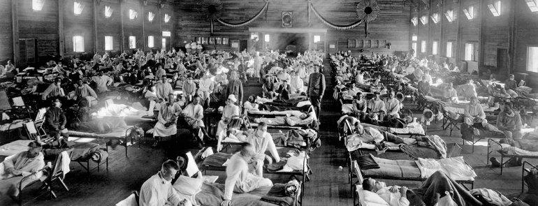 Hlavní obrázek - Češi se španělské chřipky nebojí